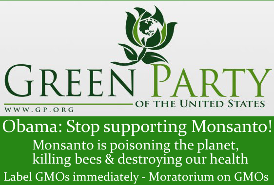 Greens Against Monsanto